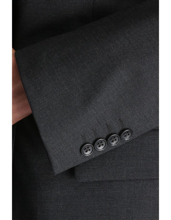 Plain Regular Fit Suit Jacket image 4