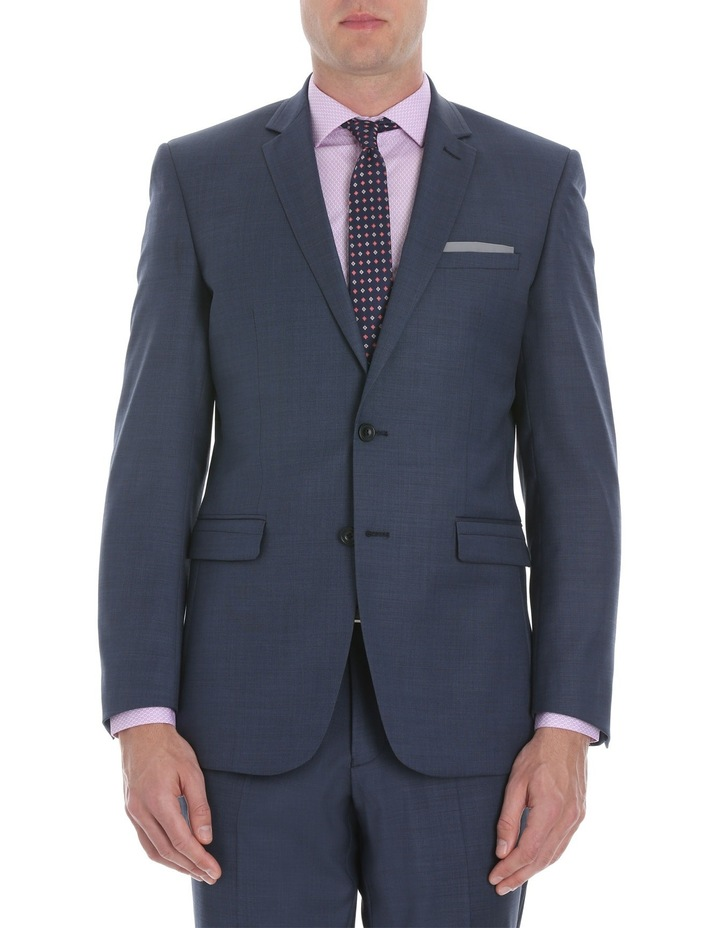 Slim Fit Navy Suit Jacket image 1
