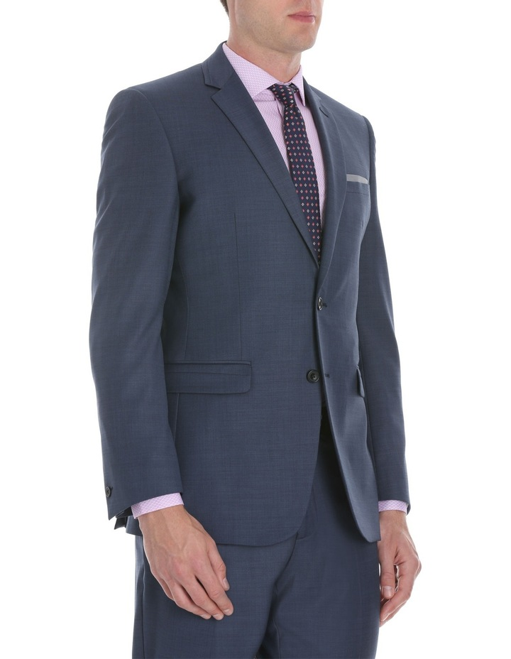 Slim Fit Navy Suit Jacket image 2