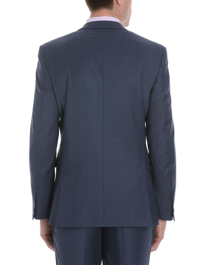Slim Fit Navy Suit Jacket image 3
