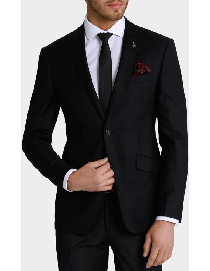 Black 'Autograf' Suit Jacket image 1