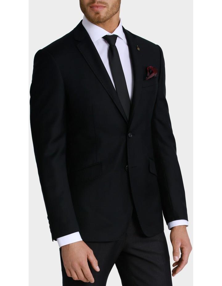 Black 'Autograf' Suit Jacket image 2