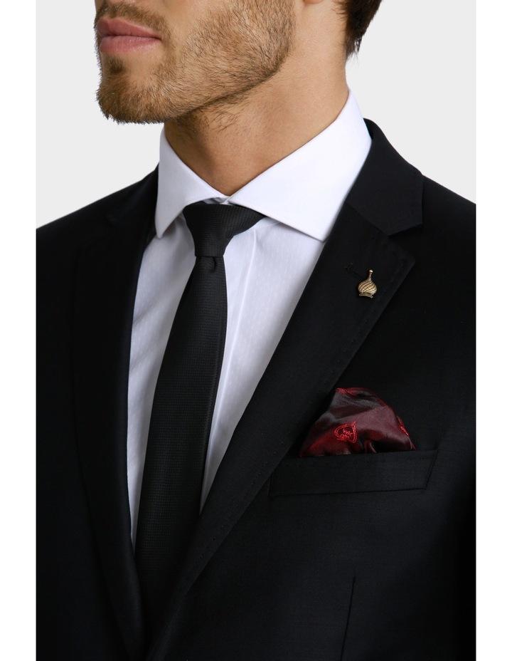 Black 'Autograf' Suit Jacket image 4