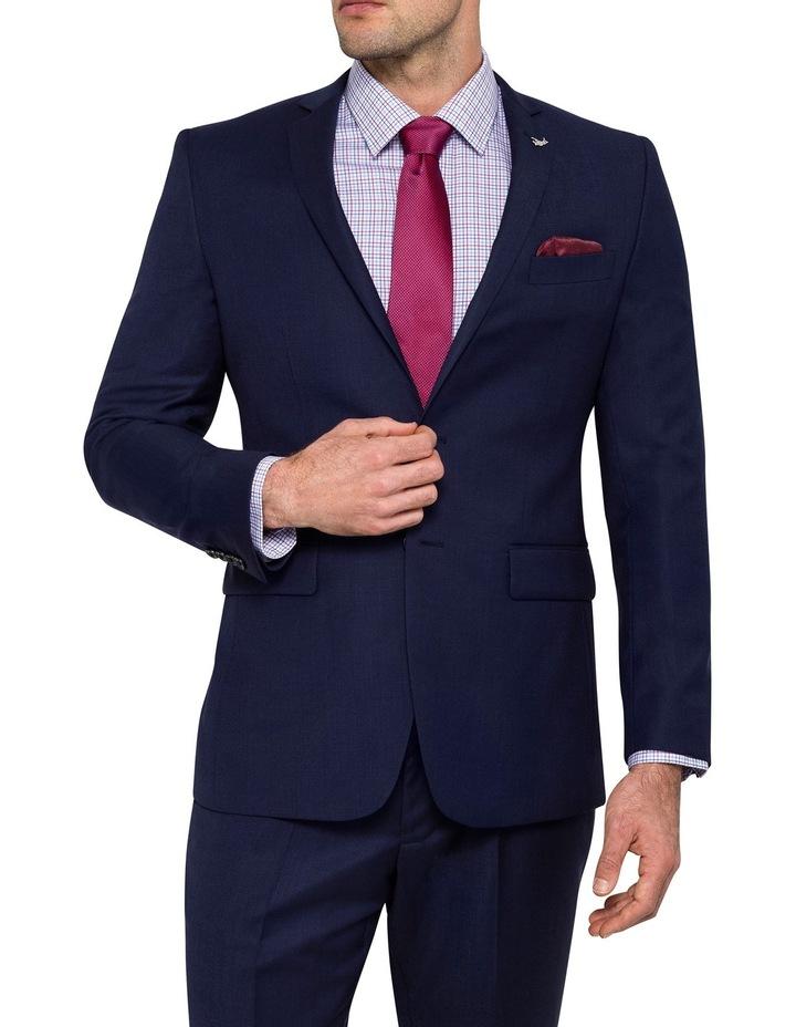 4fc60292c75 Self Stripe Suit Jacket image 1