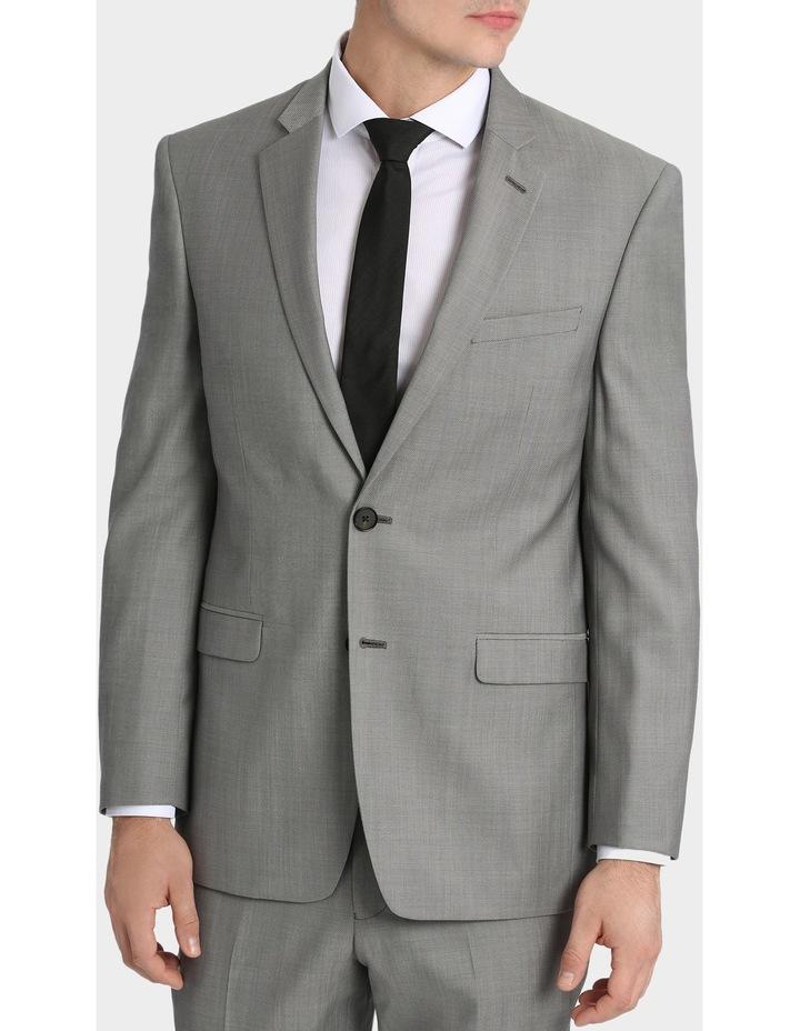 Box Weave Suit Jacket image 1