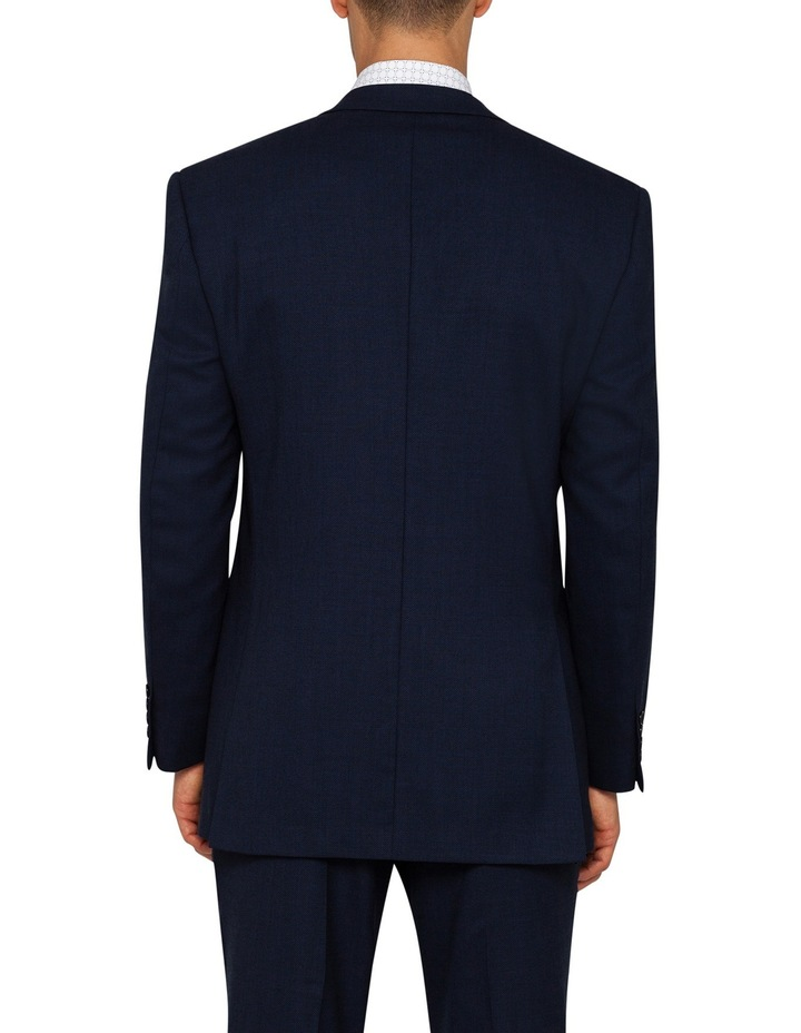 Classic Fit Ink Birdseye Suit Jacket image 2
