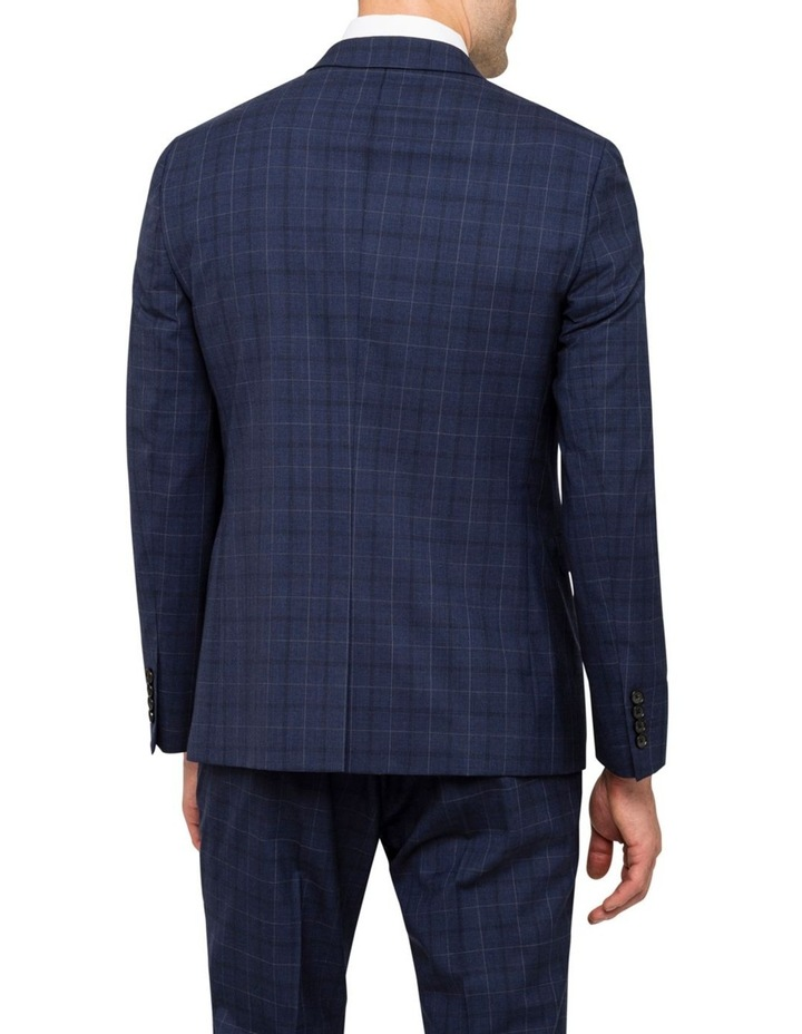 Extreme Slim Fit Suit Jacket Blue image 2