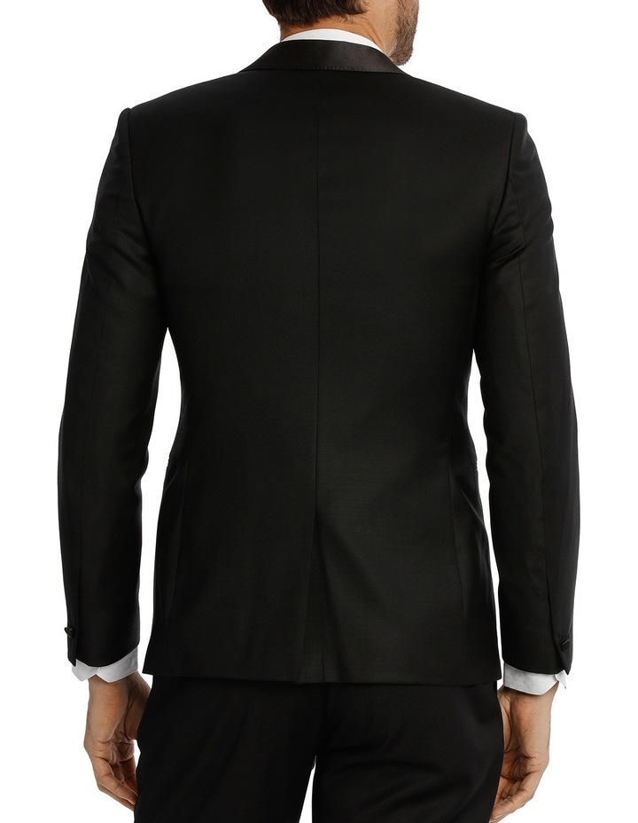 Wolf Kanat 7wk4235 Rystar Black Suit Jacket image 3
