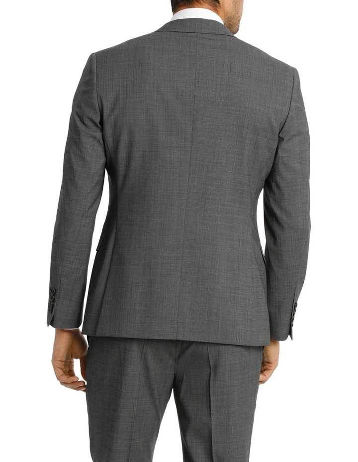 Microstucture Stretch Ivy League Suit Jacket image 3