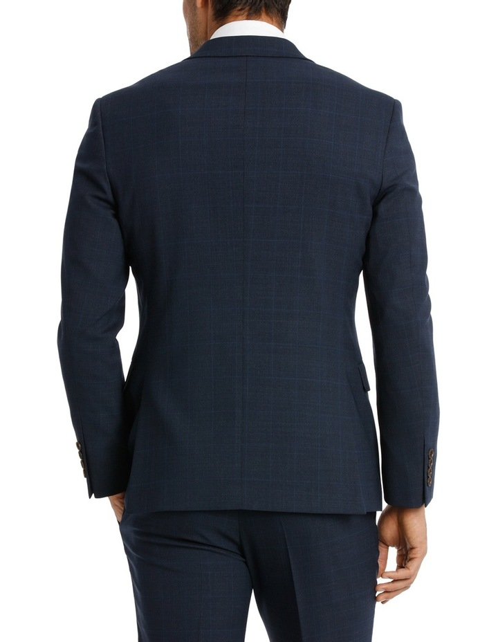 Shadow Check Stretch Suit Jacket K385027 image 3