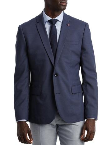 229c3e03417bc Pierre Cardin Blue Plain Suit Jacket
