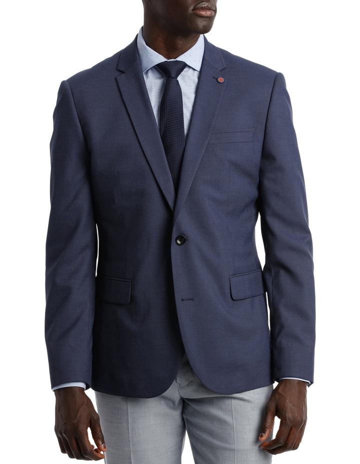 UK Verfügbarkeit diversifiziert in der Verpackung Auschecken Pierre Cardin Blue Plain Suit Jacket
