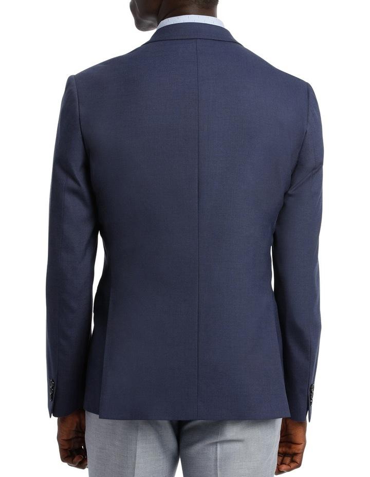 Blue Plain Suit Jacket image 3