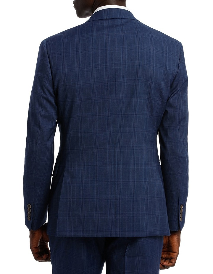 Check Stretch Suit Jacket image 3