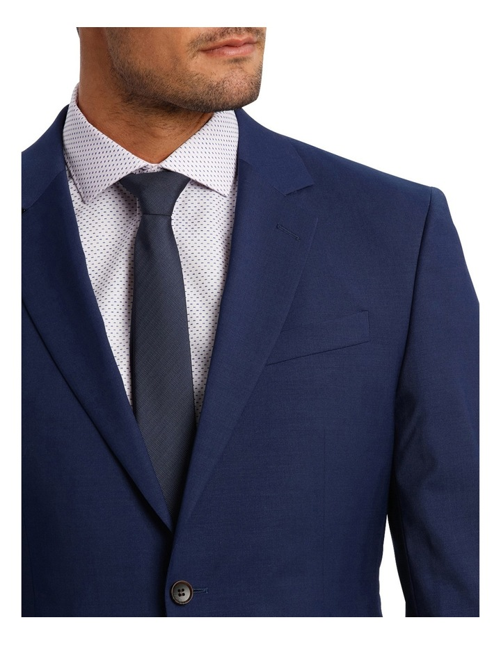 Square Weave Stretch Suit Jacket image 4