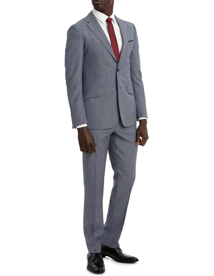 Kremlin Check Suit Jacket image 5