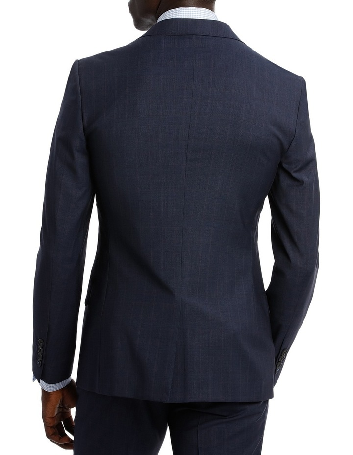 Kremlin Check Suit Jacket image 3