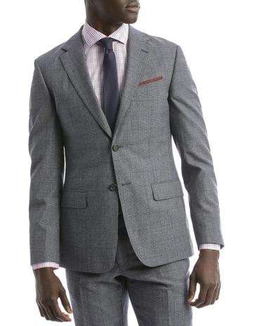 314d894e7e23 Wolf Kanat Dimitry Check Suit Jacket