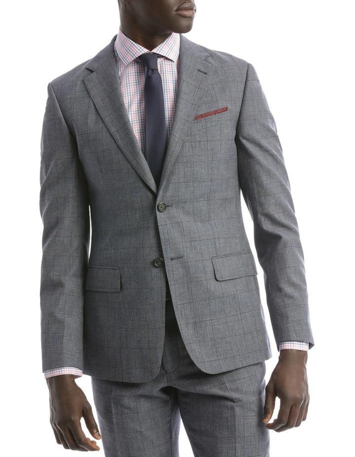 Dimitry Check Suit Jacket image 1