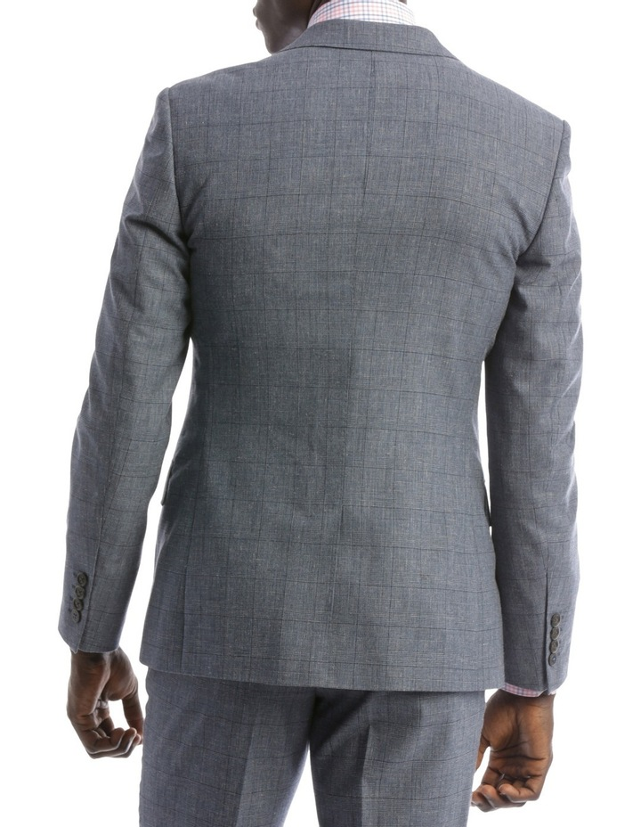Dimitry Check Suit Jacket image 3
