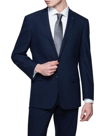 9f584218118 Van Heusen Pinstripe Suit Jacket
