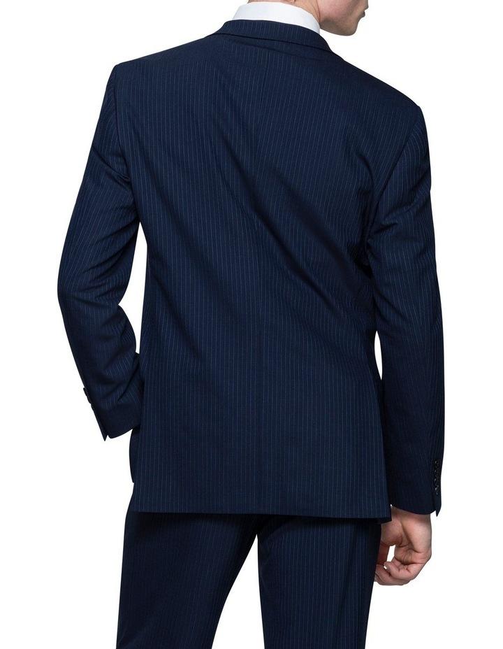 Pinstripe Suit Jacket image 2
