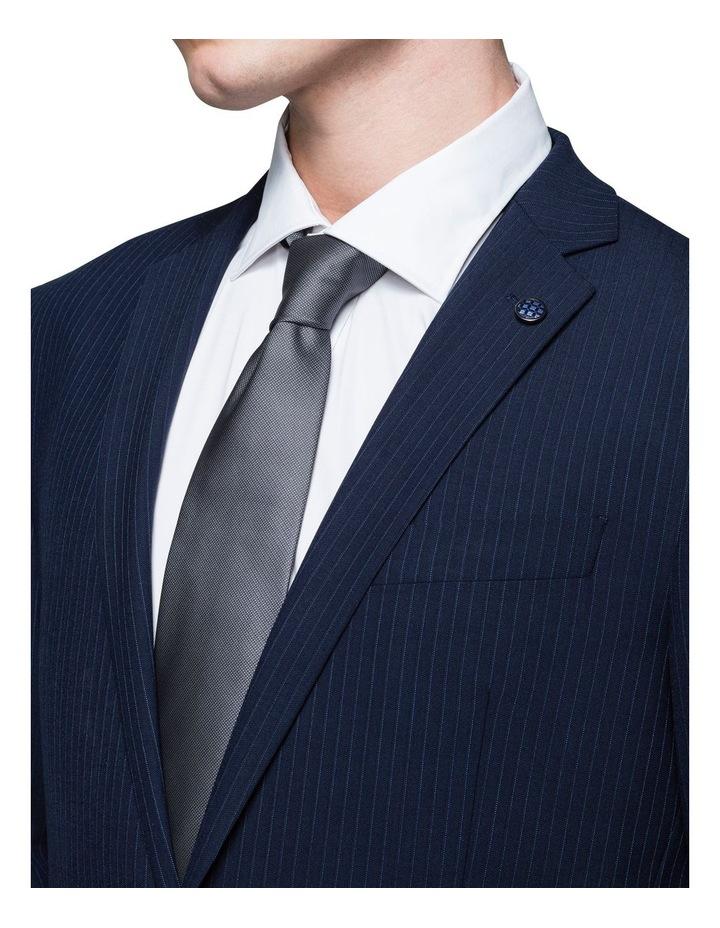 Pinstripe Suit Jacket image 3