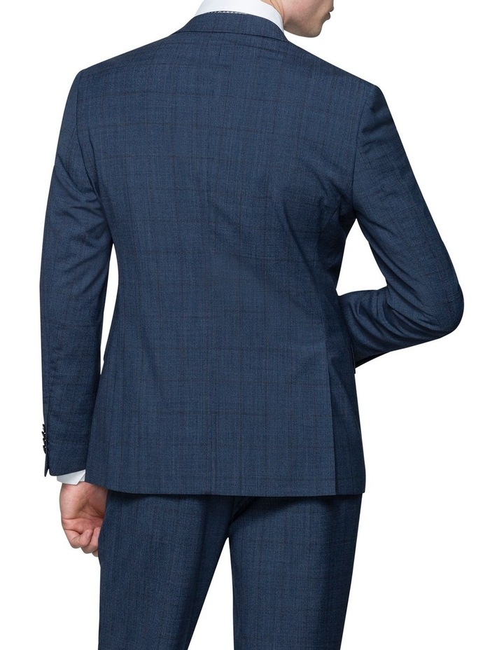 SUBTLE CHECK SUIT JACKET image 2