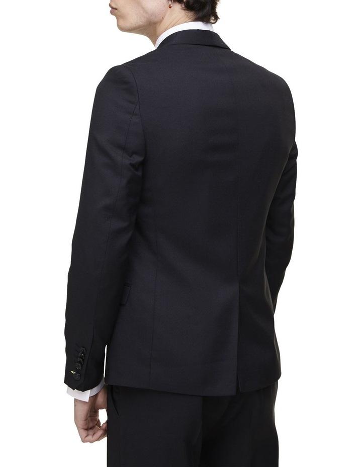 Hemmingway Plain Suit Jacket Black image 4
