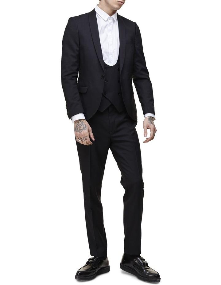 Hemmingway Plain Suit Jacket Black image 5
