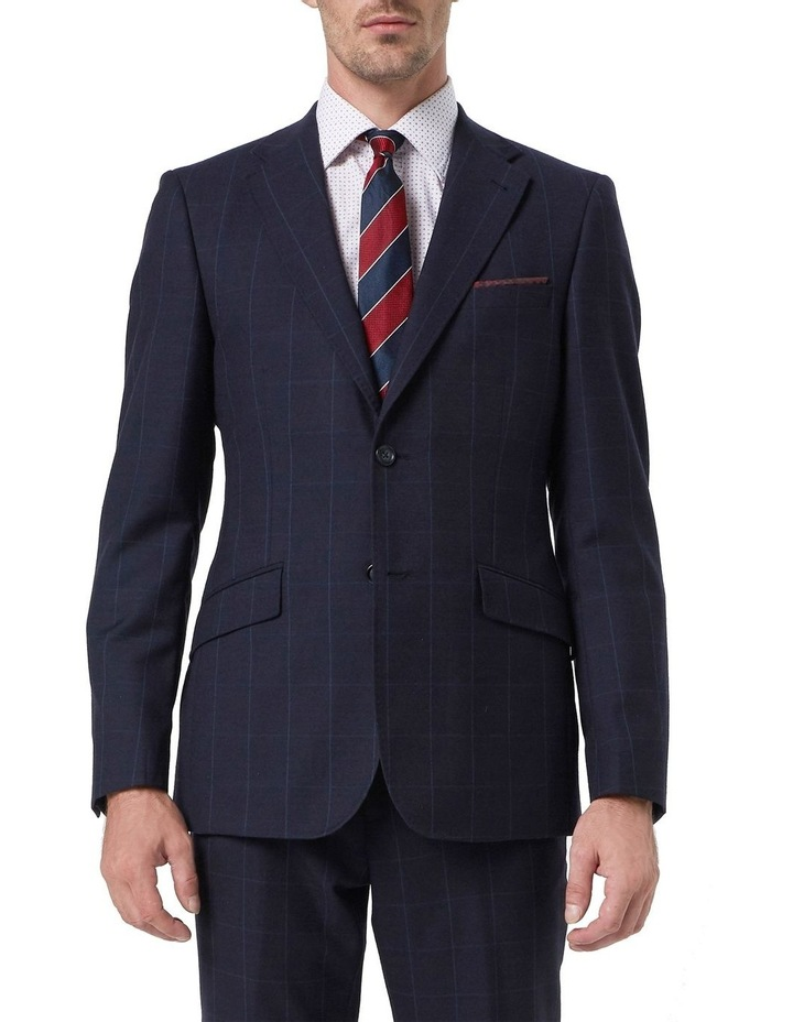 Hearts Check Suit Jacket image 1