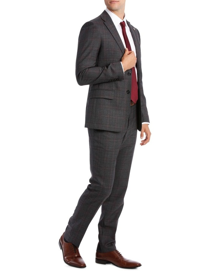 Dimitry Check Suit Jacket image 2