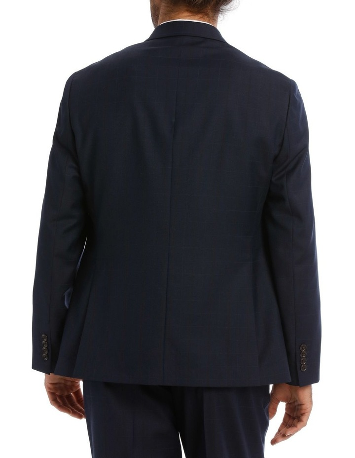 Euro Tailored Fit Suit Jacket image 3