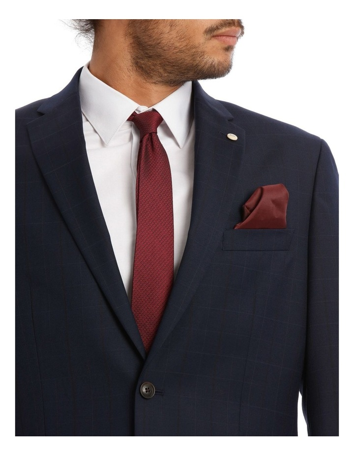 Euro Tailored Fit Suit Jacket image 4