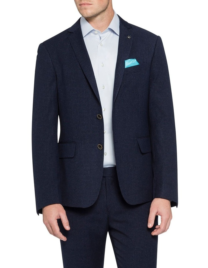 Small Check Jacket image 1