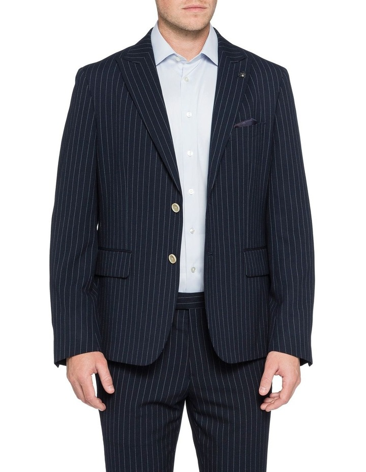 Wide Pin Stripe Jacket image 1