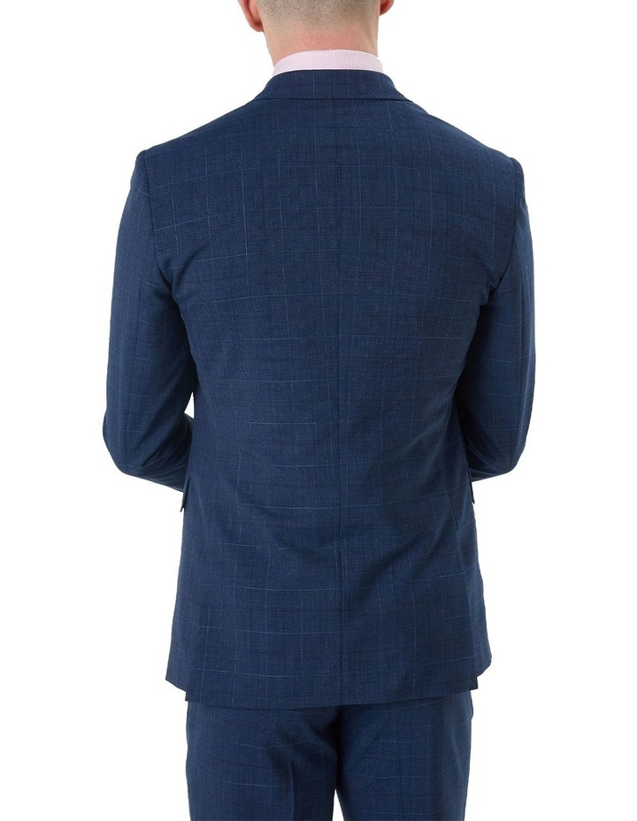 Hearts Tropical Weave Wool Check Suit Jacket image 2