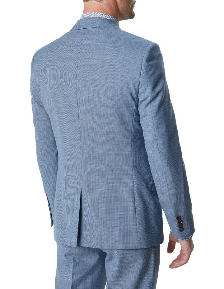 Hearts Micro Texture Wool Suit Jacket image 2