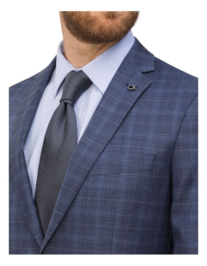 Check Suit Jacket image 3