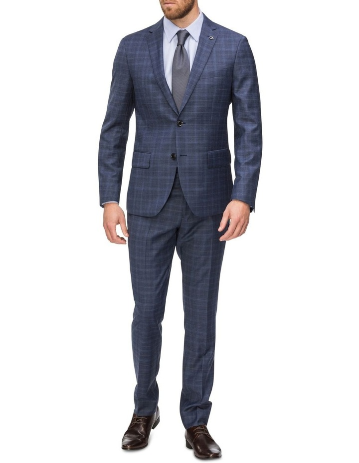 Check Suit Jacket image 4