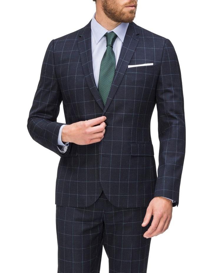 Check Suit Jacket image 1