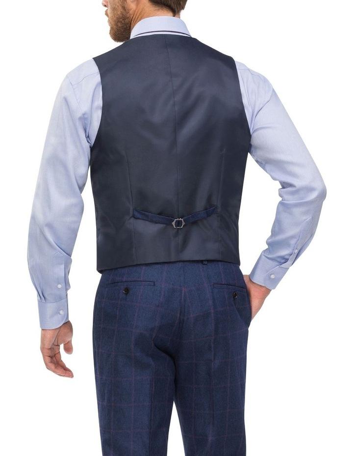 Subtle Check Waistcoat image 2
