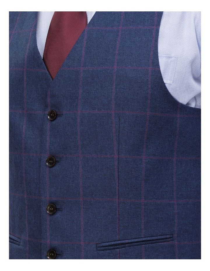 Subtle Check Waistcoat image 3