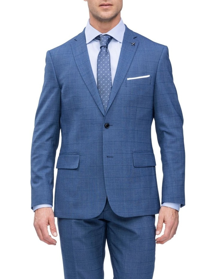 Commuter Self Check Suit Jacket image 1