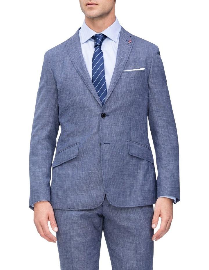 Textured Suit Jacket image 1
