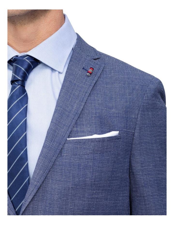 Textured Suit Jacket image 3