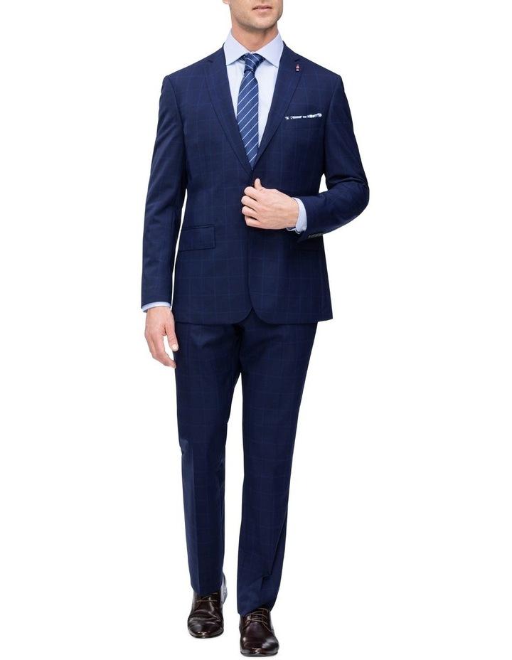 Overcheck Suit Jacket image 4