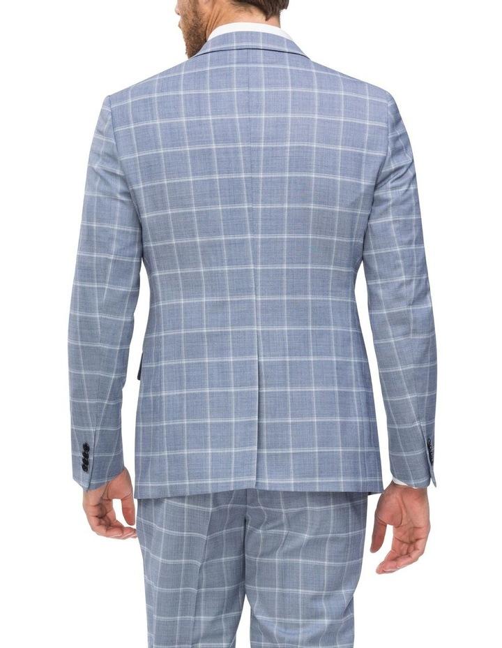 Commuter Fashion Check Suit Jacket image 2