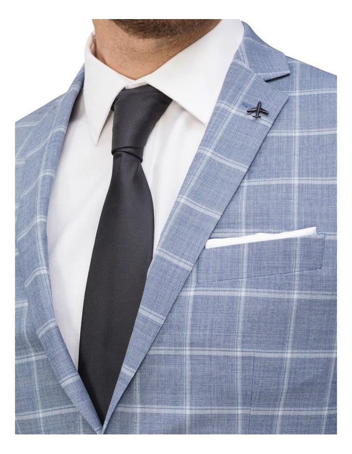 Commuter Fashion Check Suit Jacket image 3
