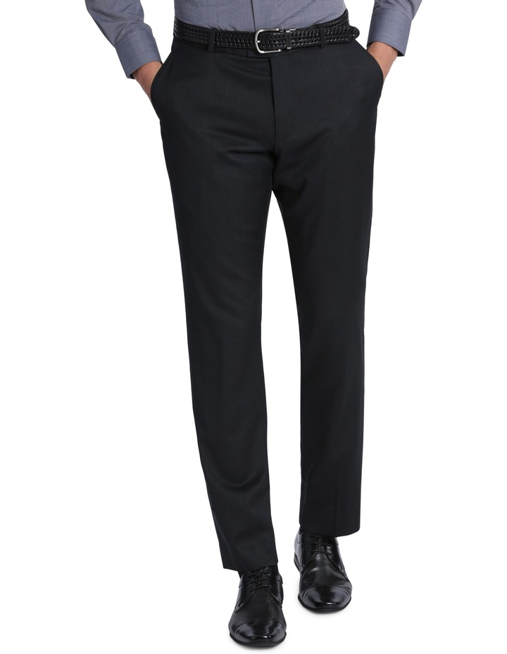 EURO Charcoal Evercool Suit Trouser image 1